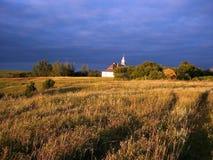kyrkligt land Arkivfoton