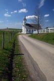 kyrkligt land Fotografering för Bildbyråer