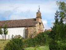 kyrkligt land Royaltyfri Fotografi