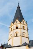 kyrkligt laurentiusst-torn royaltyfri fotografi