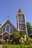 kyrkligt little arkivbild