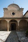 kyrkligt medeltida Arkivbild
