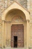 kyrkligt medeltida Royaltyfria Bilder