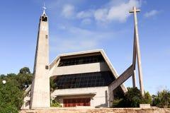 kyrkligt modernt Arkivbild