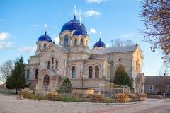 kyrkligt orthodoxal Royaltyfri Fotografi