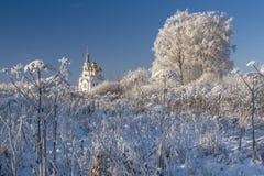 kyrkligt ortodoxt Fotografering för Bildbyråer