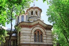kyrkligt ortodoxt för kristen arkivfoton