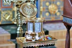 kyrkligt ortodoxt Kristendomen Royaltyfri Fotografi