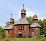 kyrkligt ortodoxt trä för kristen arkivfoton