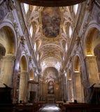 kyrkligt roman Royaltyfri Foto