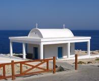 kyrkligt stenigt för strand Royaltyfria Bilder