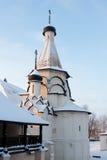 kyrkligt suzdal uspenskay Arkivbild