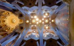 kyrkligt tak Fotografering för Bildbyråer