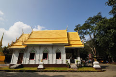 kyrkligt thai Arkivfoton