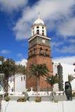 kyrkligt torn Royaltyfria Foton