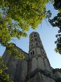 Kyrkligt torn Arkivbild