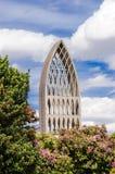 Kyrkligt torn Royaltyfri Fotografi