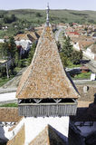 Kyrkligt torn Royaltyfri Foto