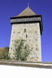 Kyrkligt torn Royaltyfri Bild