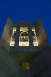 kyrkligt torn för klocka Arkivbilder