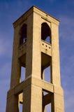 kyrkligt torn för klocka Fotografering för Bildbyråer
