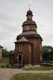 kyrkligt trä fotografering för bildbyråer