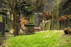 kyrkogård Arkivfoton