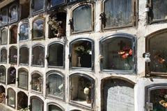 kyrkogård Arkivbild