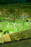 kyrkogård arkivbilder
