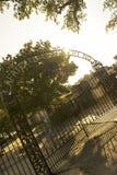 kyrkogård berömda lafayette New Orleans Arkivbild