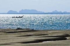Kyrkogård för strand för Susan Hoi skal fossil- royaltyfria foton