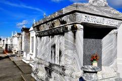 Kyrkogård i New Orleans, LA Royaltyfria Foton