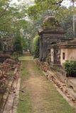 kyrkogård india Arkivbilder