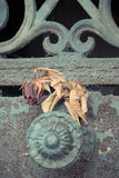 Kyrkogård Pere Lachaise Arkivbilder