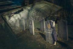 Kyrkogård Voorburg, Vught Royaltyfri Bild