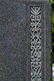 Kyrkogårdkonst 4325 royaltyfri fotografi