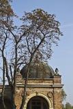kyrkogårdkupol Arkivfoton