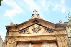 kyrkogårdlarecoleta Arkivfoton