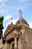 kyrkogårdlarecoleta Arkivfoto