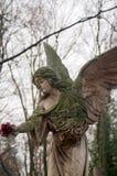 Kyrkogårdskulptur Arkivbilder