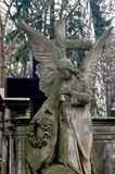 Kyrkogårdskulptur Royaltyfri Bild
