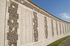 kyrkogårdkåtan tyne kriger Royaltyfri Bild