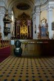 Kyrkor av Österrike royaltyfria foton