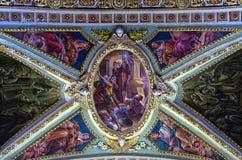 Kyrkor av Malta - Rabat Royaltyfri Bild