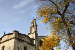 Kyrkor och kloster Arkivfoto