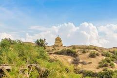 Kyrkor på dopplatsen, Jordanien Royaltyfria Foton