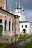 kyrkor två Arkivfoton