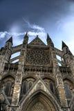 kyrktaga gotiskt Arkivfoto