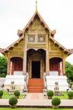 kyrktaga thai stil Arkivfoto