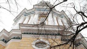 kyrktar ortodoxt kiev lavrapechersk lager videofilmer
